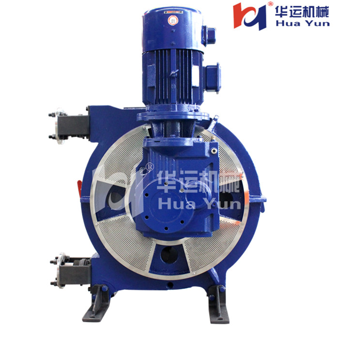high quality peristaltic hose pump